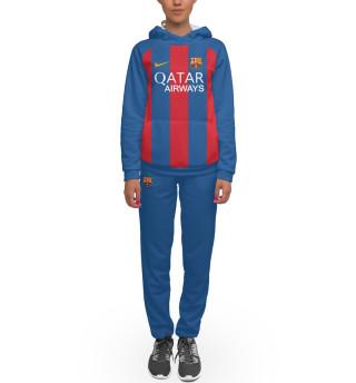 Спортивный костюм  женский Форма FCB
