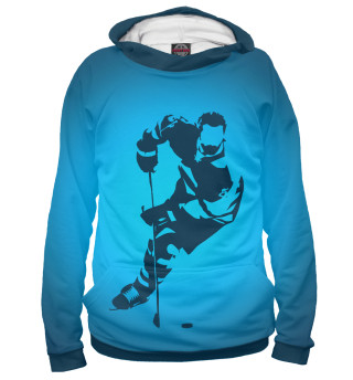 Худи женское Хоккеист