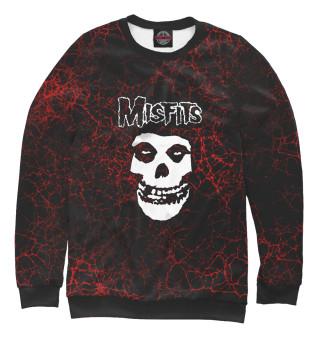 Одежда с принтом The Misfits (515898)