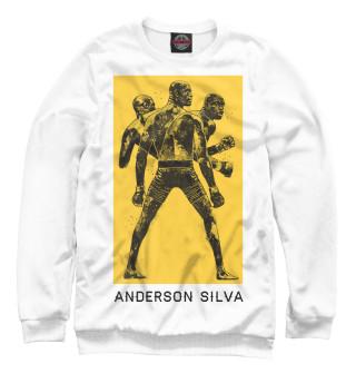 Одежда с принтом Андерсон Сильва (135270)