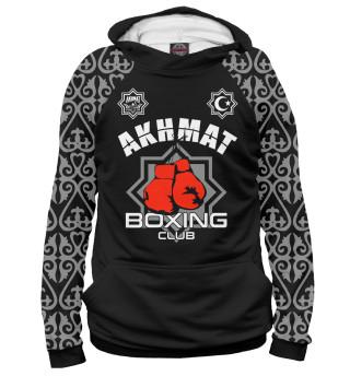 Худи женское Akhmat Fight Club