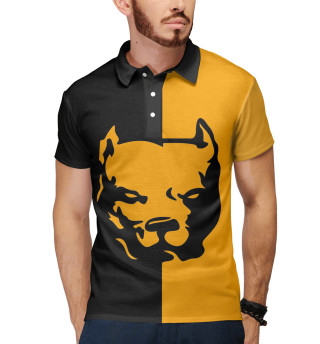 Поло мужское Pit bull