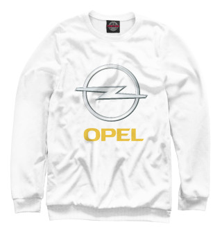 Одежда с принтом Opel (896599)