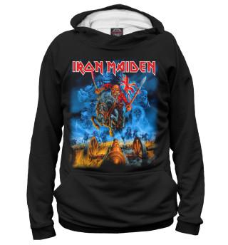 Худи женское Iron Maiden (8959)