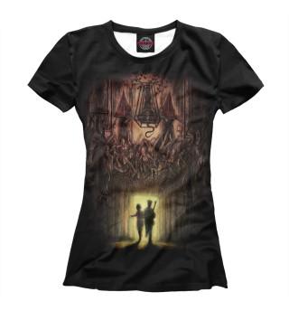Футболка женская Silent Hill 2 (6003)