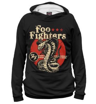 Худи женское Foo Fighters (4621)