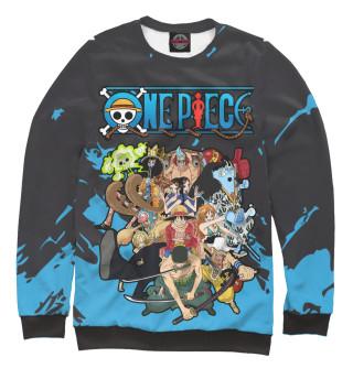 Одежда с принтом One Piece. Аниме