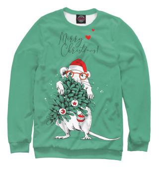 Одежда с принтом Merry Christmas (142488)