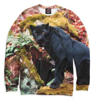 Одежда с принтом Пантера (452573)