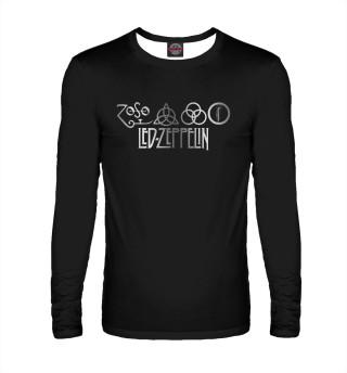 Лонгслив  мужской Led Zeppelin (7387)