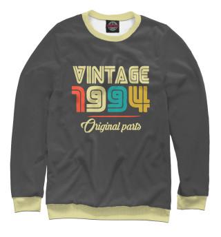 Одежда с принтом Vintage 1994 Original