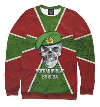 Одежда с принтом Пограничные Войска (700532)