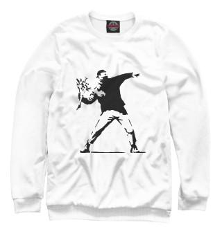 Одежда с принтом Banksy (202216)