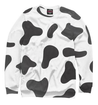Одежда с принтом Камуфляж коровы