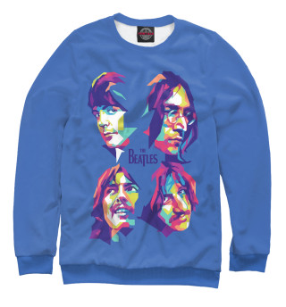 Одежда с принтом The Beatles (899643)
