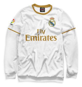 Одежда с принтом Азар Реал Мадрид форма домашняя 19/20
