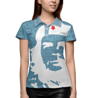 Поло женское Che Guevara (5226)