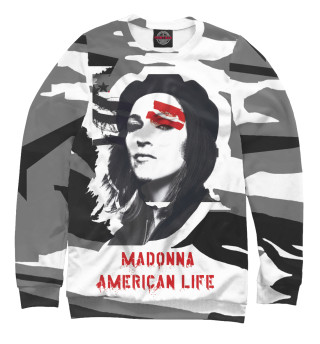 Одежда с принтом American Life (160202)