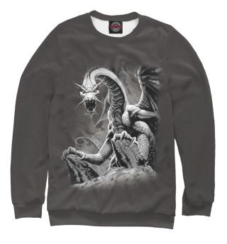 Одежда с принтом Дракон (201564)