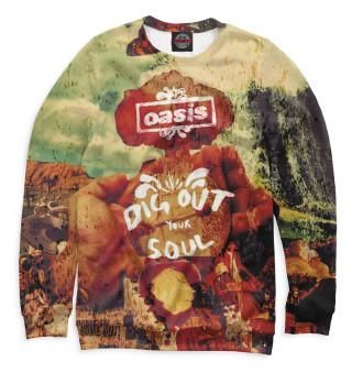 Одежда с принтом Oasis (866076)