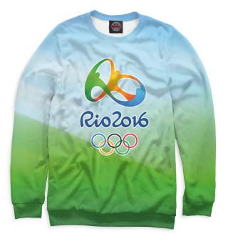 Одежда с принтом Олимпиада Рио-2016 (905474)