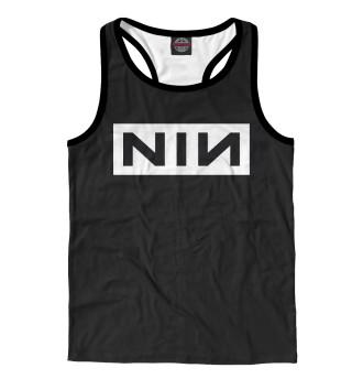 Майка борцовка мужская Nine Inch Nails (4932)
