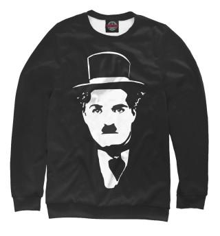 Одежда с принтом Чарли Чаплин