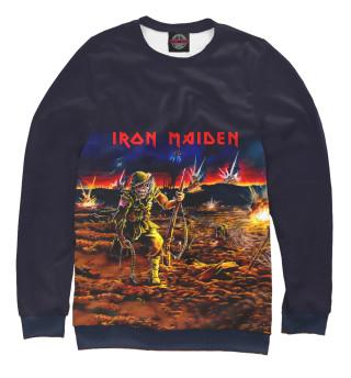 Одежда с принтом Iron Maiden (947316)