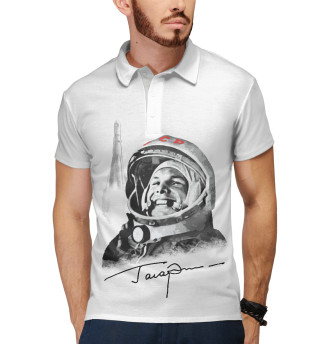 Поло мужское Гагарин