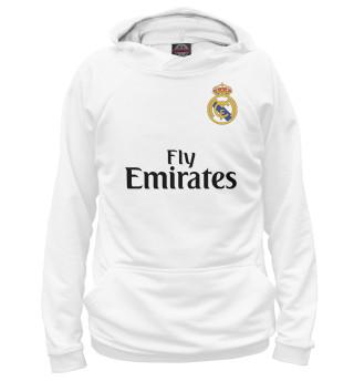 Худи женское Форма Реал Мадрид
