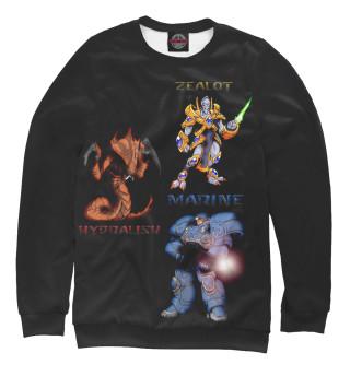 Одежда с принтом StarCraft2