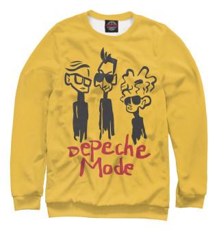 Одежда с принтом Depeche Mode (397983)