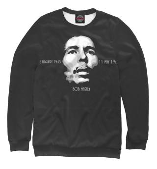 Одежда с принтом Bob Marley date