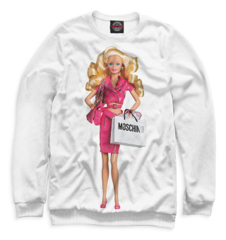 Одежда с принтом Кукла Барби