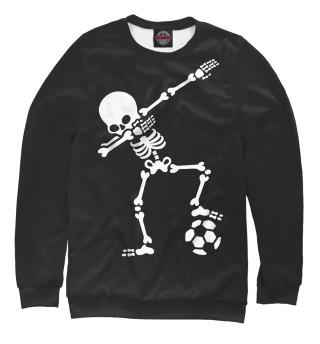Одежда с принтом Футбол