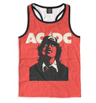 Майка борцовка мужская AC/DC (3584)