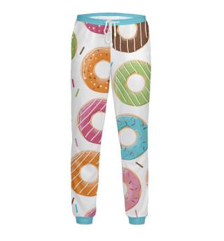 Штаны  мужские Пончики