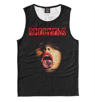 Майка мужская Scorpions (8877)