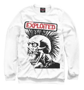 Одежда с принтом Exploited