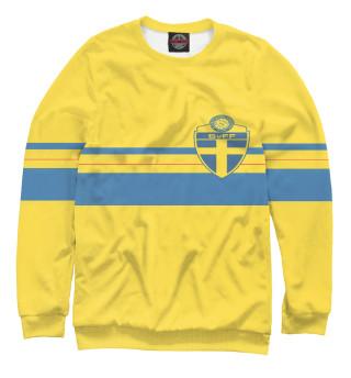 Одежда с принтом Сборная Швеции (651717)