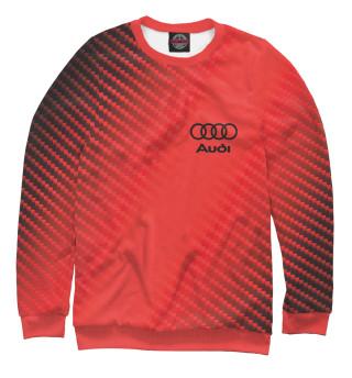 Одежда с принтом Audi / Ауди