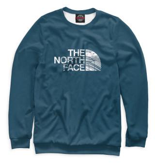 Одежда с принтом The North Face (481039)
