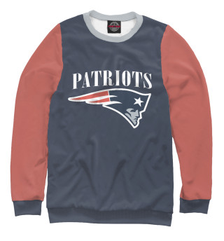Одежда с принтом New England Patriots (254108)
