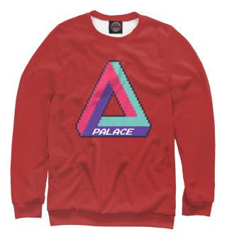 Одежда с принтом Palace triangle