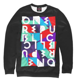 Одежда с принтом OneRepublic (771474)