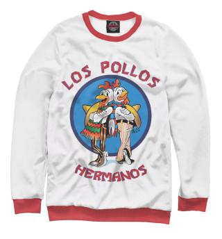 Одежда с принтом Los Pollos Hermanos