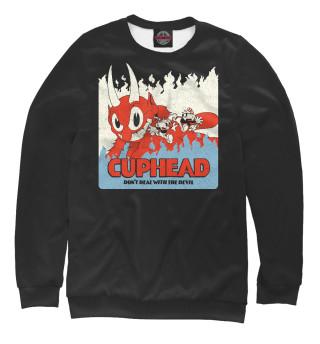 Одежда с принтом Cuphead (601121)