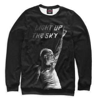 Одежда с принтом Keith Flint — Light Up the Sky (846016)