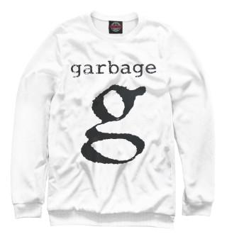 Одежда с принтом G - Garbage
