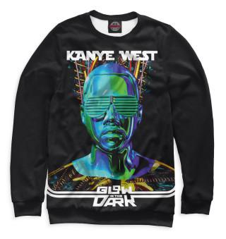 Одежда с принтом Kanye West (913288)